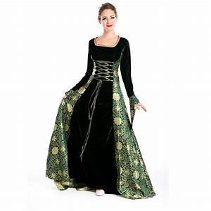 Popular Medieval Costumes for Women-Buy Cheap Medieval ...
