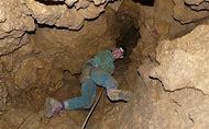 Cave Wall Climbing