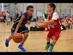9-Year-Old Basketball Player - Our KAI DAVIS - YouTube