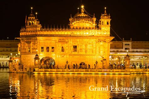 The Golden Temple In Amritsar Grand Escapades