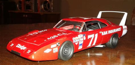 kk insurance dodge daytona nascar model cars