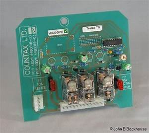 Countax Printed Circuit Board