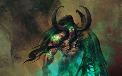 Kil Jaeden Demon Hunter Wow Wallpapers Background