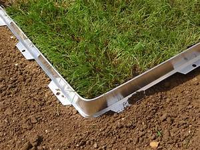 Allée De Jardin Pas Cher : bordure coffr 39 all e en aluminium bordure de jardin ~ Premium-room.com Idées de Décoration