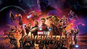 MARVEL'S AVENGERS: INFINITY WAR Movie Reviewpoint - Hits ...