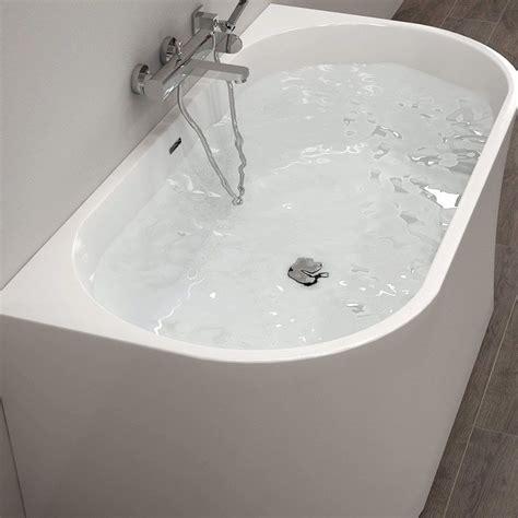robinetterie murale salle de bain pack promo baignoire murale syrna et robinet mitigeur bain mural smart