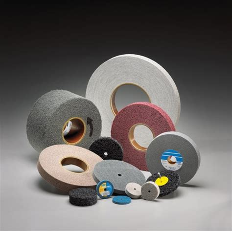 Advancements in Non-Woven Abrasives | Products Finishing