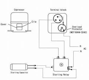 Wiring Diagram Ac Sanyo