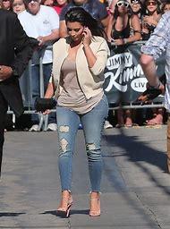 Kim Kardashian Jimmy Kimmel