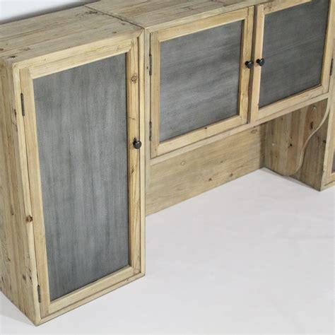 meuble cuisine en bois meuble haut cuisine 4 portes etagères made in meubles