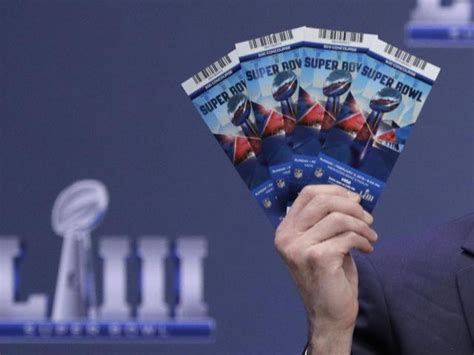 Man Arrested For Allegedly Conning Thousands In Super Bowl