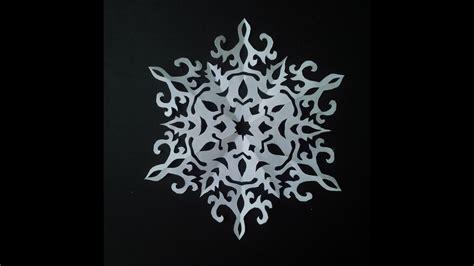 paper snowflake  beautiful snowflake