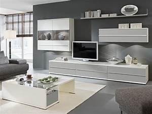 Wohnzimmer Gestalten Grau : loddenkemper kito 9830 wohnwand 5 teilig wohnzimmer neu ~ Michelbontemps.com Haus und Dekorationen