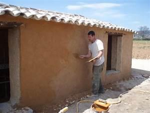 lavoir de surgens chantiers realises art et renovation With enduit chaux exterieur dosage