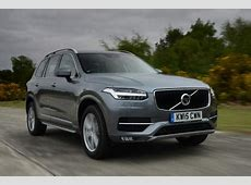 Volvo XC90 review Auto Express