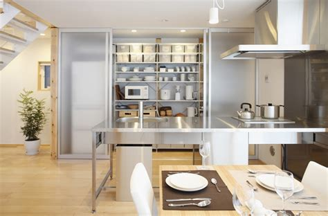 simple open plan kitchen living ideas simple open plan living