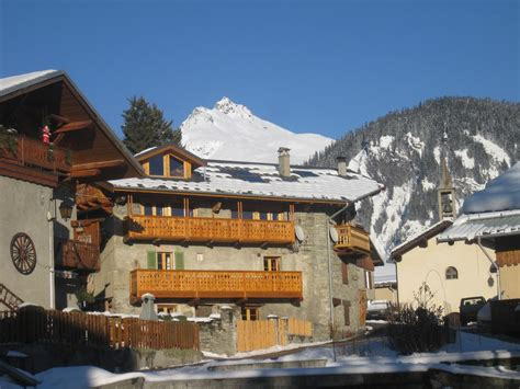 chalet bourg maurice chalet tarine bourg maurice booking
