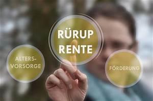 Rürup Rente Berechnen : die r rup rente bzw basisrente staatlich gef rderte altersvorsorge speziell f r selbstst ndige ~ Themetempest.com Abrechnung