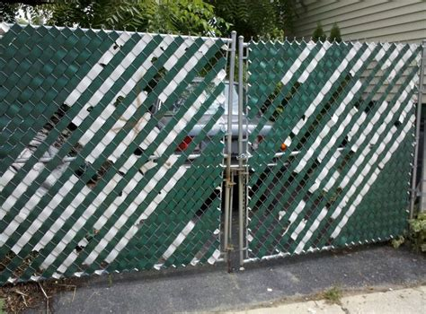 how to metal chain link fence paint design ideas