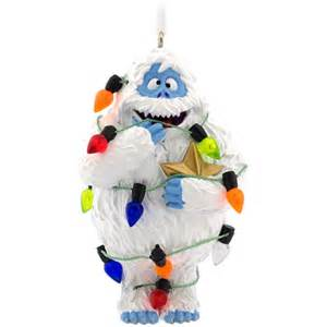 hallmark rudolph the red nosed reindeer bumble the abominable snowman christmas ornament