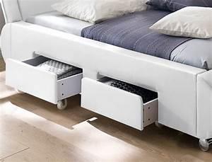 Tagesdecke Für Bett 180x200 : polsterbett lando bett 180x200 cm wei mit lattenrost und ~ Bigdaddyawards.com Haus und Dekorationen