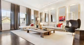 livingroom nyc see this house a 10 million dollar soho penthouse cococozy