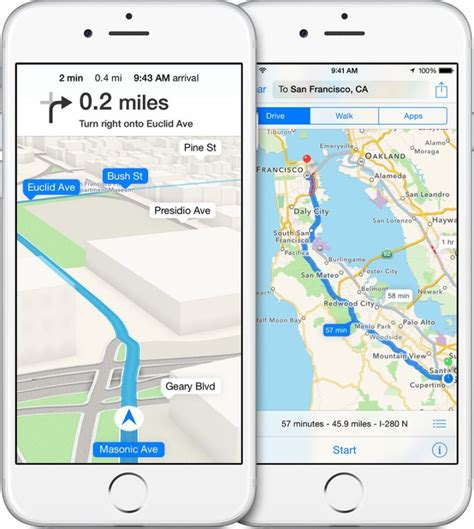 maps for iphone apple maps now dominates maps on ios devices