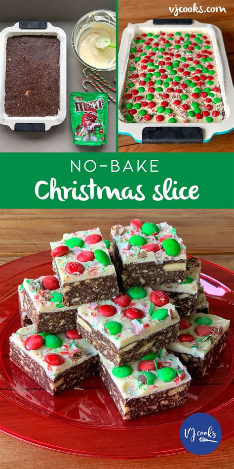 Panettone (known locally as pan dulce) and turrón are the most popular christmas sweets in argentina regardless of socioeconomic status. No-bake Christmas slice recipe from VJ cooks   Recipe ...