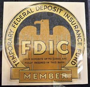 Bitcoin Must Create A Community-Backed FDIC