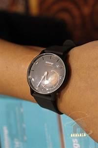 ces2015 withings democratise la montre connecte activite With robe fourreau combiné avec bracelet connecté suivi sommeil