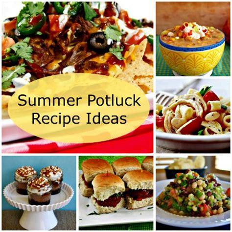 Summer Potluck Recipe Ideas 35 Summer Slow Cooker Recipes