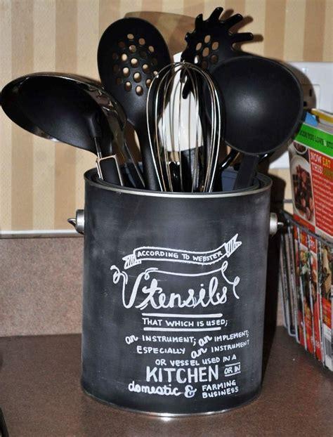 kitchen utensil holder ideas diy kitchen utensil holder pixshark com images