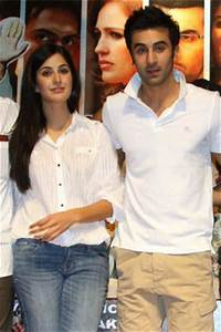 Ranbir and Katrina: Back in Town and in tow!   PINKVILLA