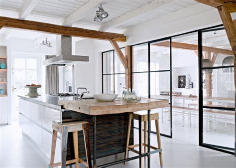 La cuisine ouverte avec verriu00e8re u2013 conseils et idu00e9es comment lu2019amu00e9nager du2019une maniu00e8re parfaite ...