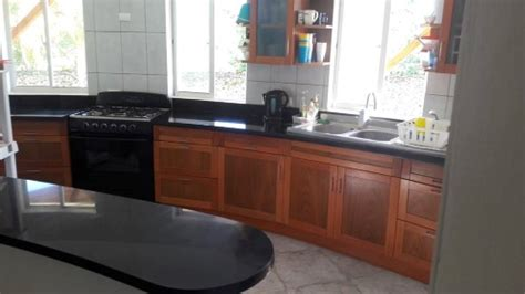 kitchen floor images spacious villa for in cabarete caribbean real 1640