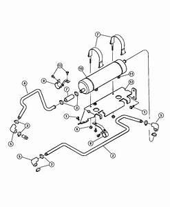 Dodge Ram 2500 Elbow  Oil Cooler Hose  Automatic