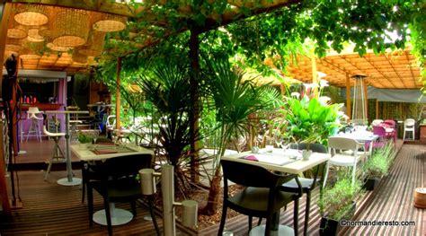 Le Jardin  Restaurant Le Havre  Normandie Resto