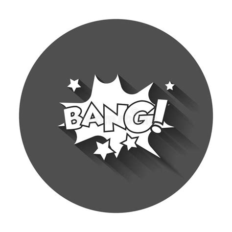 Bang Comic Sound Effects Stock Vector Image Message