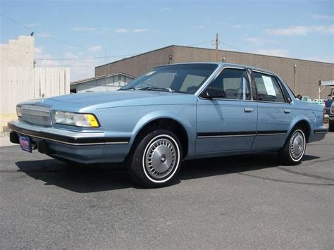 1992 Buick Century by 1992 Buick Century Information And Photos Momentcar