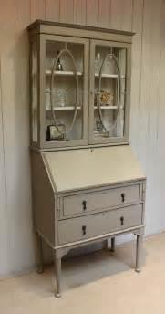 Painted Bookcase by Painted Bureau Bookcase Antiques Atlas