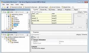 Migrating From Mysql To Sql Azure Using Ssma  U2013 Sql Server