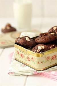 Was Bedeutet Cookies : schokoladen kekse mit marshmallows orangen butter glasur lisbeths ~ Orissabook.com Haus und Dekorationen
