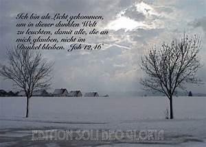 Sprüche Winter Schnee : 96 besten christliche karten bilder auf pinterest christliche spr che bibelverse und religion ~ Watch28wear.com Haus und Dekorationen