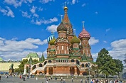 St. Basil's Cathedral History & Location - Moscow,