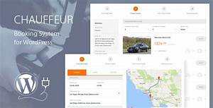 Download Chauffeur V43 Booking System For WordPress