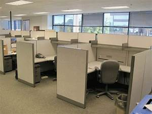 Cubicle walls with doors office turn modern office cubicles for Office with cubicles