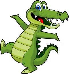 Alligator Cartoon Clip Art