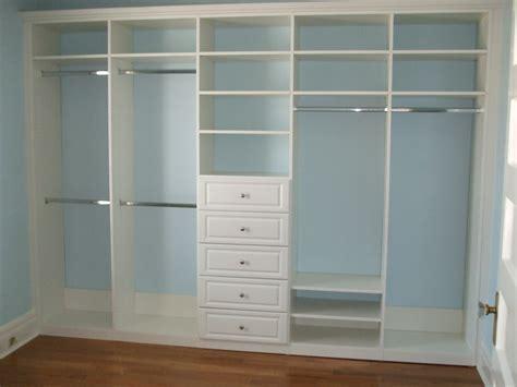 make a closet in a small bedroom dise 241 os de armarios empotrados 21116