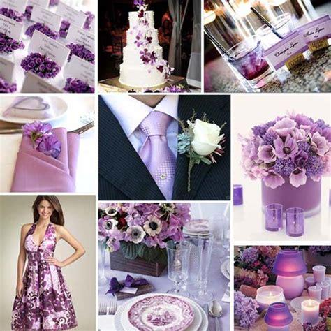 wedding colours purple and lilac primadonna