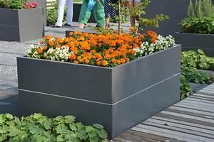 Hochbett Aus Metall : hochbeet urban gardening metall 0 3 m x 0 3 m x 0 3 m hoch nach farbkarte ~ Frokenaadalensverden.com Haus und Dekorationen